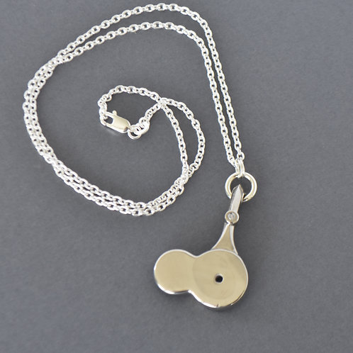 Bass Clarinet Necklace