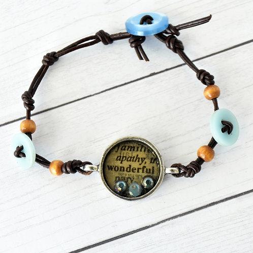 """""""Wonderful"""" Boho Bracelet"""