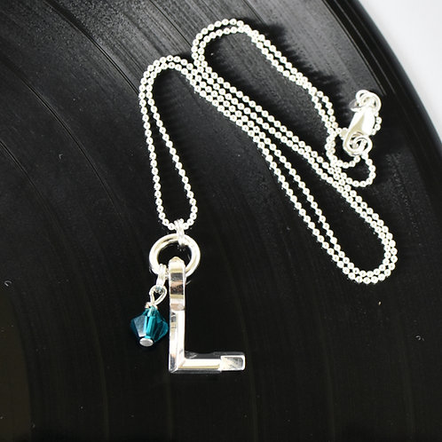 Oboe Love Necklace