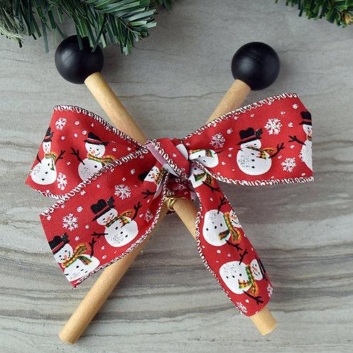 Drum Stick Ornament