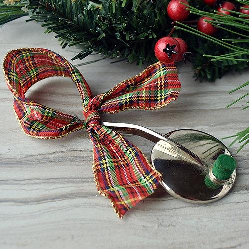 Saxophone Key Ornament