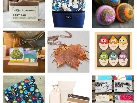 The Best Small Business Eco Friendly Gift Guide