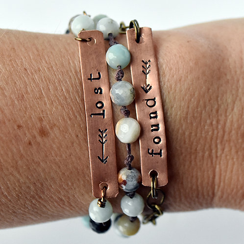 Lost & Found Boho Bracelet Set