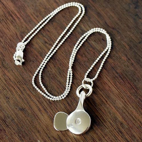 Oboe Key Necklace