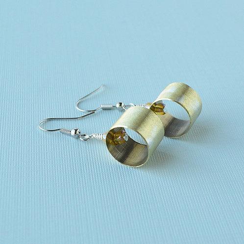Trombone Slide Earrings