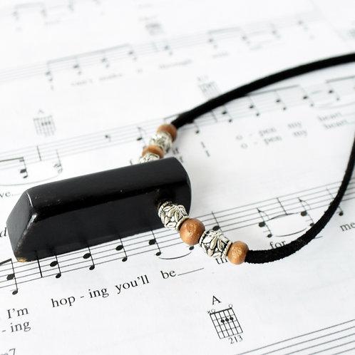 Unisex Piano Key Necklace