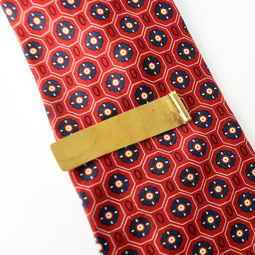 Trombone Bell Tie Clip