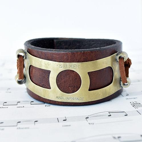 Selmer Clarinet Ligature Cuff Bracelet