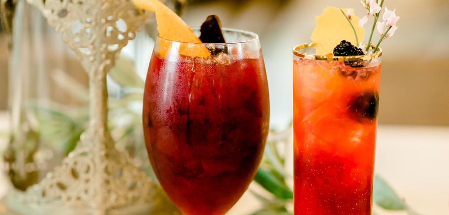 Custom Signature Cocktails