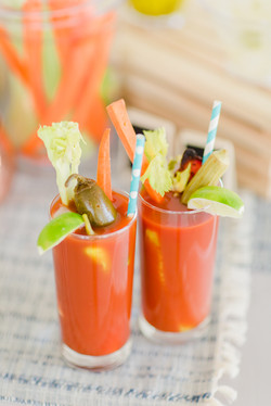 Bloody Mary or Mimosa Bars