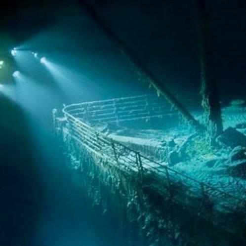 NAUI Wreck Diver External Survey - Naufrágio 1