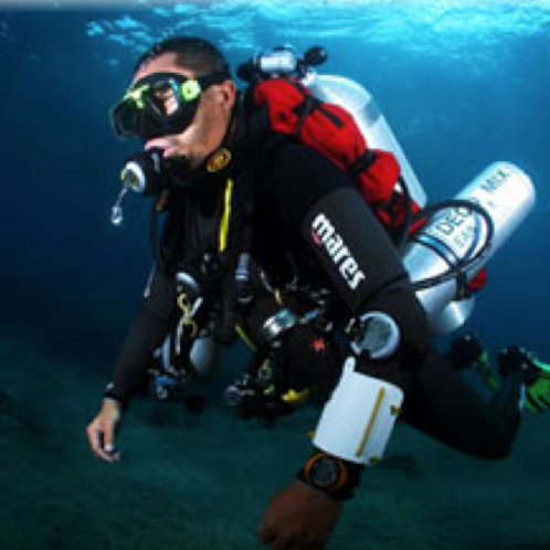 NAUI Deep Diving