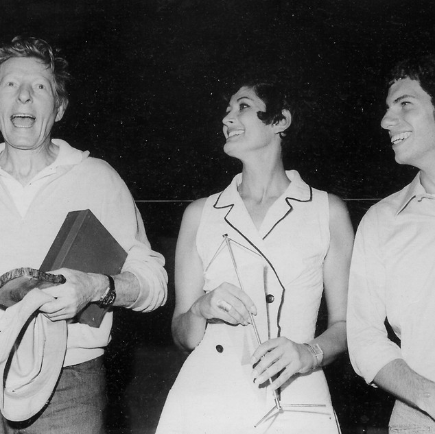 DANNY KAYE & YAFFA YARKONI, 1967
