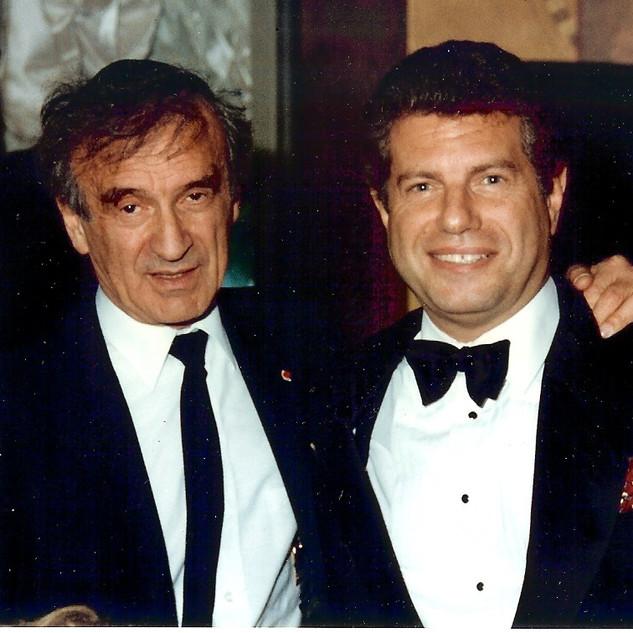 ELI WIESEL, NOVEMBER 1 1992