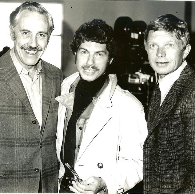 JASON ROBARDS JR, HARDY KRUGER 1972