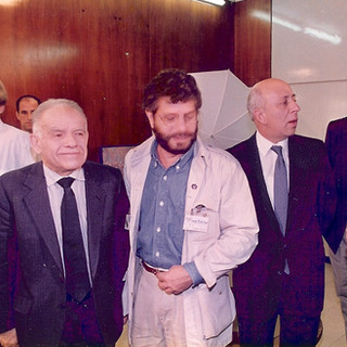 ITZHAK SHAMIR, JANUARY 1991, GULF WAR