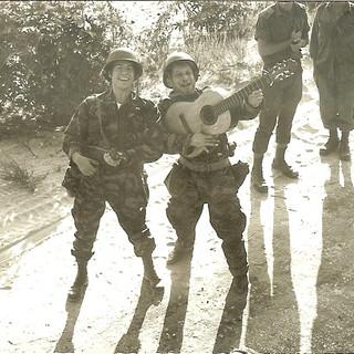 BENNY BERMAN, SIX DAY WAR JUNE 7, 1967