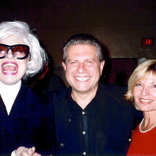 CAROL CHANNING, AUGUST 1996 COCONUT GROVE