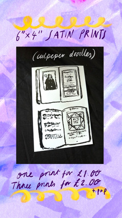 £1 Print - Culpeper