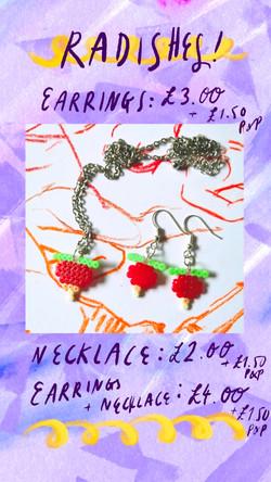 Radish Jewellery