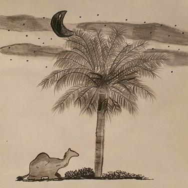 Sarah, Arabian Night