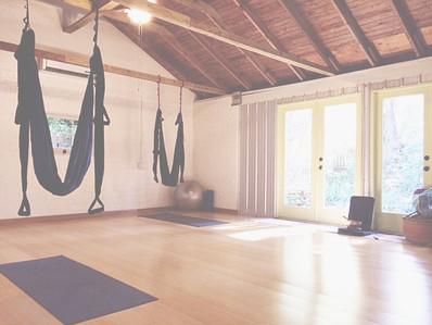 The yoga Studio in the Garden