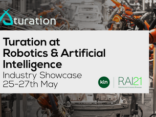 Turation at Robotics & Artificial Intelligence Industry Showcase