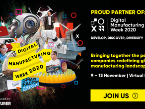 Turation at Digital Manufacturing Week 2020