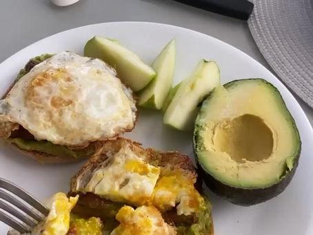 Bomb Breakfast!