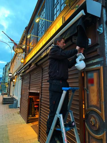 LilleLondon pub i Trondheim