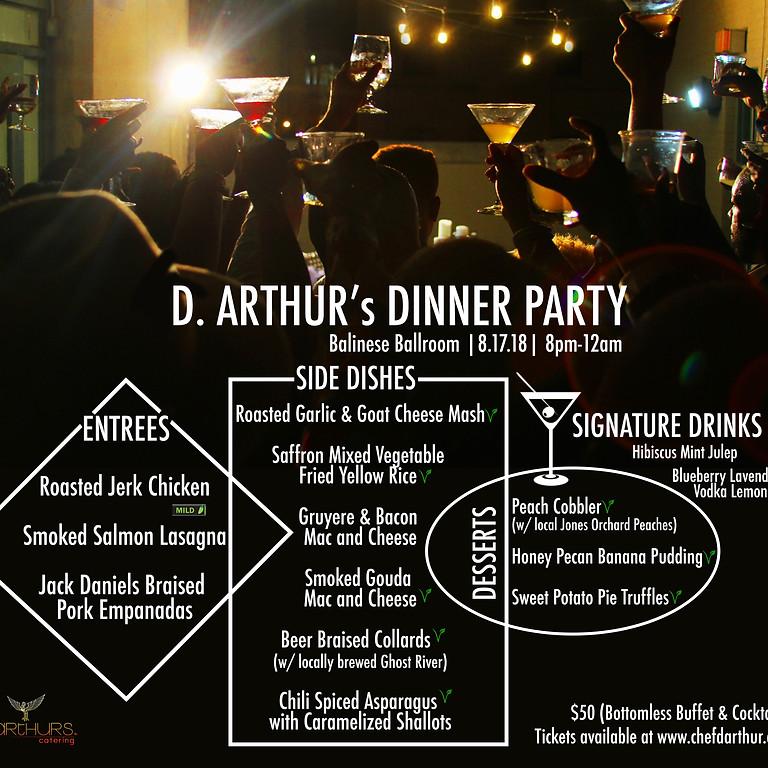 D.Arthur's Dinner Party