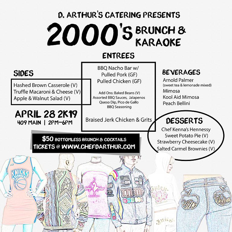 D.Arthur's 2000s Brunch & Karaoke