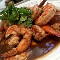 Shrimp and Gravy