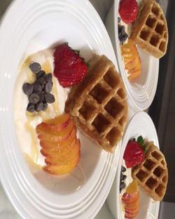 Waffle Parfait