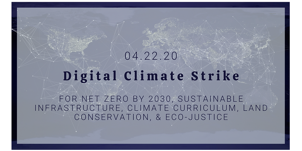 Digital Climate Strike