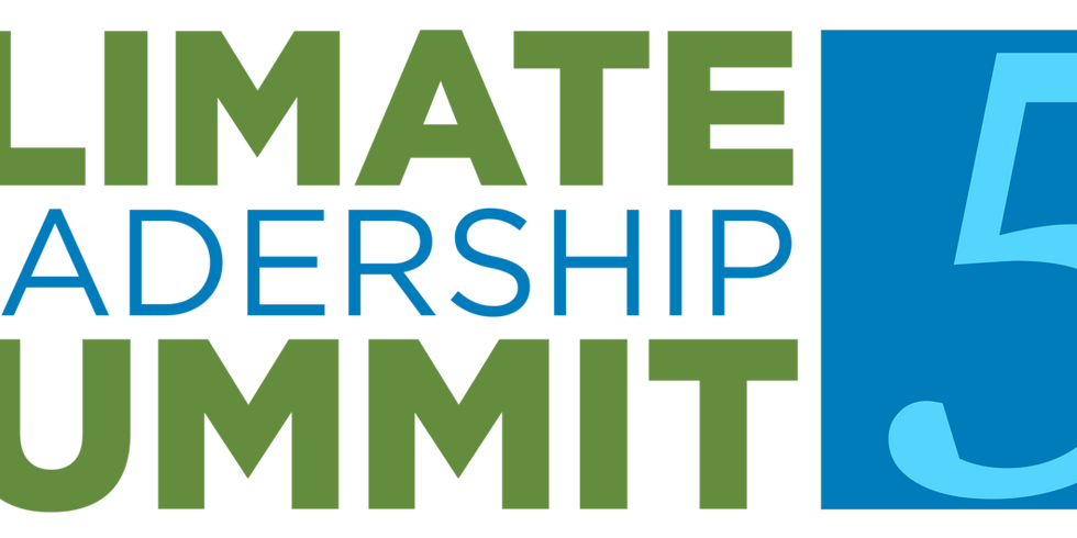 Climate Leadership Summit hosted by Earth Charter Indiana