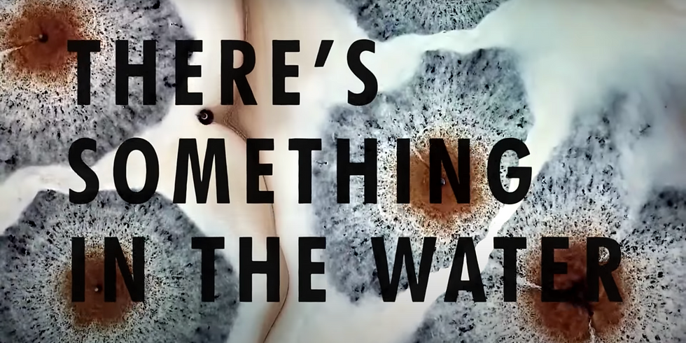 Netflix Party: There's Something in the Water
