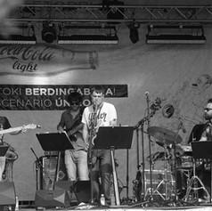 Garob Band - 50 Heineken Jazzaldia (2015)