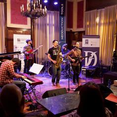 Garob Band - Jazz a Castellò (2015)