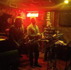 Altxerri Jazz Club (Donostia, 2013)