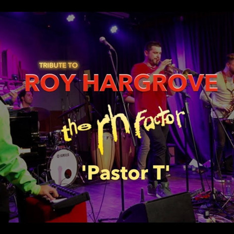 Miron Rafajlovic's Tribute to Roy Hargrove & RH Factor (Live, 2019)