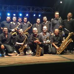 Bobby Martínez Big Band (Navalmoral de la Mata Jazz Festival, 2016)