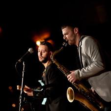 Daniel Juárez & Álvaro del Valle - JazzEñe Showcase (Zaragoza, 2018)
