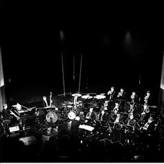 With Manhattan School of Music Big Band (N.Y.C. - 2015)