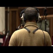 Caesaróbriga & The Invisible Prison - Daniel Juárez / Live at Mecca Recording Studio.