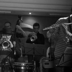Jerry Gonzalez Big Band - Berlin Cafe (Madrid, 2014)