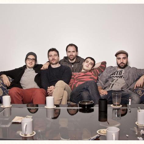 The North Atlantic Jazz Connection (Mecca Recording Studio, 2014)