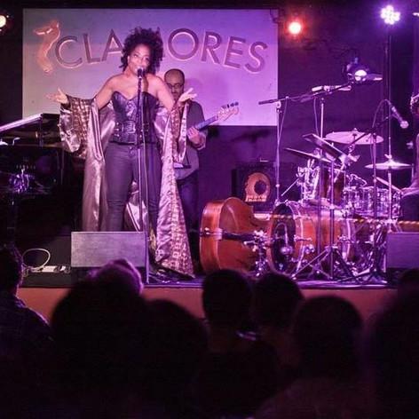 Rhonda Ross & Rodney Kendrick 5tet - Sala Clamores (Madrid, 2017)