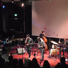 "Daniel Juárez 5tet - ""Muralla y Ciudadela"" (Live at Singelzaal - Groningen, The Netherlands - 2017)"