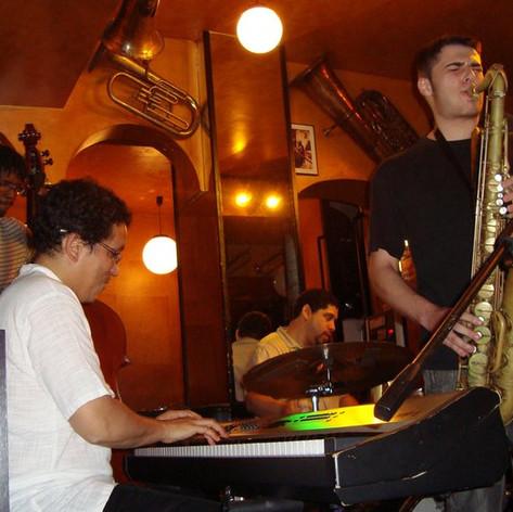 Pepe Rivero & Friends (Café Popolart - Madrid, 2010)